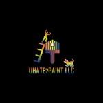 uHate2Paint LLC Logo - Entry #121