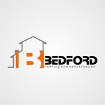 Bedford Roofing and Construction Logo - Entry #114