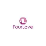 Four love Logo - Entry #209