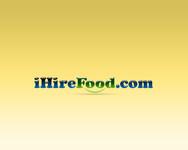 iHireFood.com Logo - Entry #10