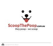ScoopThePoop.com.au Logo - Entry #93