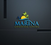 Marina lifestyle living Logo - Entry #111
