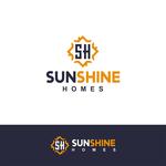 Sunshine Homes Logo - Entry #204
