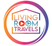 Living Room Travels Logo - Entry #90