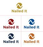 Nailed It Logo - Entry #158
