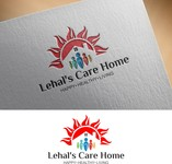 Lehal's Care Home Logo - Entry #184