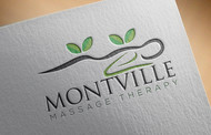 Montville Massage Therapy Logo - Entry #128