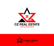 CZ Real Estate Rockstars Logo - Entry #123