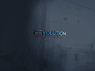 Revolution Roofing Logo - Entry #116