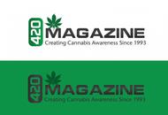 420 Magazine Logo Contest - Entry #19