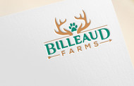 Billeaud Farms Logo - Entry #43