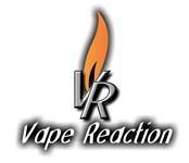Vape Reaction Logo - Entry #41