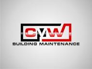 CMW Building Maintenance Logo - Entry #469
