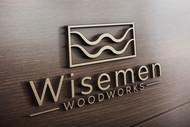Wisemen Woodworks Logo - Entry #176