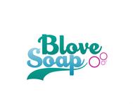 Blove Soap Logo - Entry #3