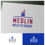 Medlin Wealth Group Logo - Entry #172
