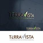 TerraVista Construction & Environmental Logo - Entry #339