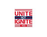 Unite not Ignite Logo - Entry #205