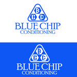 Blue Chip Conditioning Logo - Entry #263