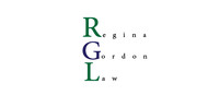 Regina Gordon Law Office  Logo - Entry #13