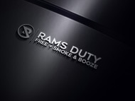 Rams Duty Free + Smoke & Booze Logo - Entry #52