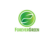 ForeverGreen Logo - Entry #21