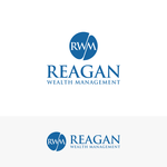 Reagan Wealth Management Logo - Entry #674