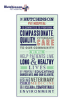 Hutchinson Pet Hospital Logo - Entry #46
