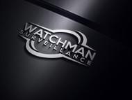 Watchman Surveillance Logo - Entry #188