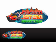 Chicago Jet Ski Adventures Logo - Entry #39