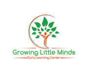 Growing Little Minds Early Learning Center or Growing Little Minds Logo - Entry #109