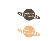 Debtly Travels  Logo - Entry #56