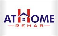 At Home Rehab Logo - Entry #27
