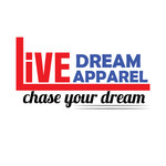 LiveDream Apparel Logo - Entry #72