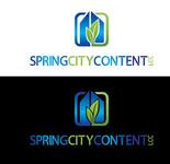Spring City Content, LLC. Logo - Entry #75