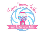 Topsey turvey tables Logo - Entry #33