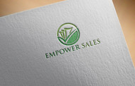 Empower Sales Logo - Entry #11