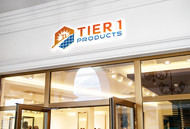 Tier 1 Products Logo - Entry #36