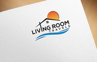 Living Room Travels Logo - Entry #66