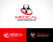 Medical Waste Services Logo - Entry #137