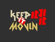 Keep It Movin Logo - Entry #363