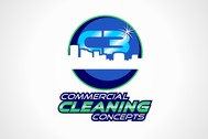 Commercial Cleaning Concepts Logo - Entry #115