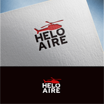 Helo Aire Logo - Entry #70