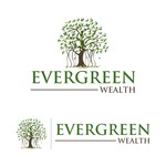 Evergreen Wealth Logo - Entry #92