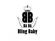 Ba Ba Bling baby Logo - Entry #103