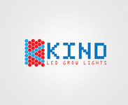 Kind LED Grow Lights Logo - Entry #62