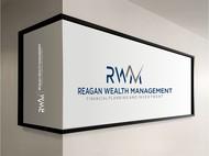 Reagan Wealth Management Logo - Entry #893
