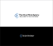 The Hive Mind Apiary Logo - Entry #94