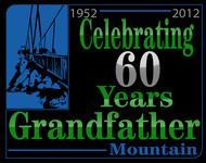 60th Anniversary of Mile High Swinging Bridge Logo - Entry #6