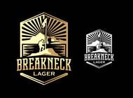 Breakneck Lager Logo - Entry #47